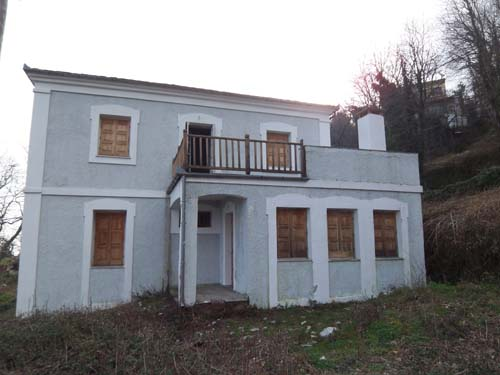 Aegean sea view Mansion house in Mouresi - Property Pelion