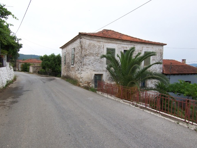 Traditional stone house in Metochi - Property Pelion