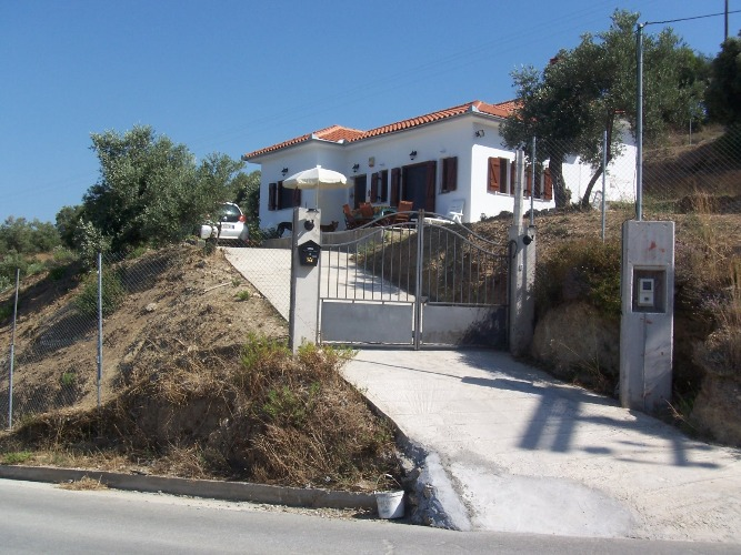 Holiday home with panoramic sea view  - Property Pelion