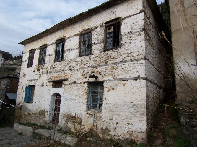 Traditional stone mansion - Afetes - Property Pelion