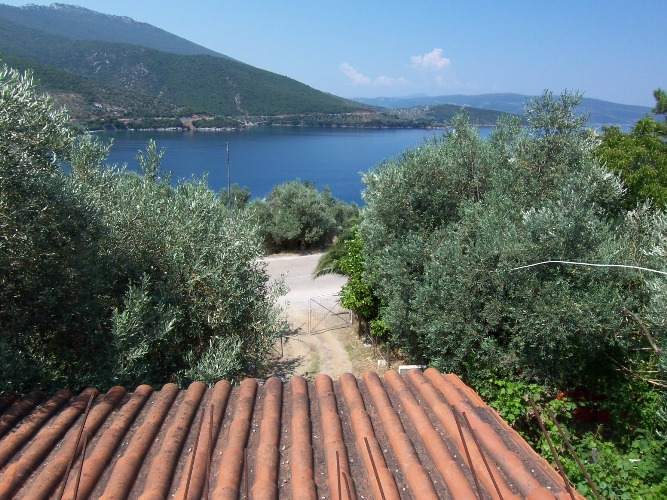 2 Holidays houses with panoramic sea view in Marathias - Property Pelion