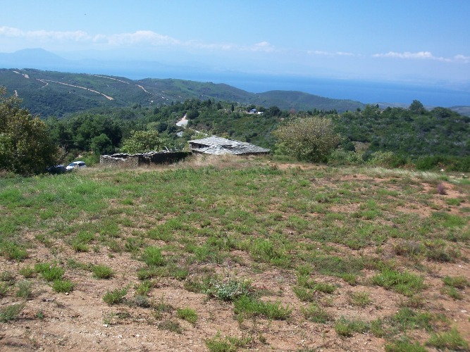 Land with fantastic and panoramic sea view  - Property Pelion
