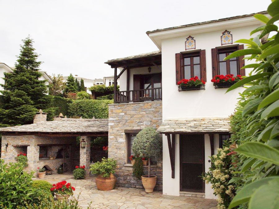 Modern and charming in Milies  - Property Pelion