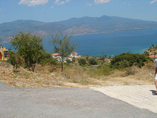 Land with Panoramic View - Property Pelion