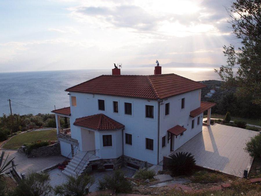 Sunset villa Affisos - Property Pelion