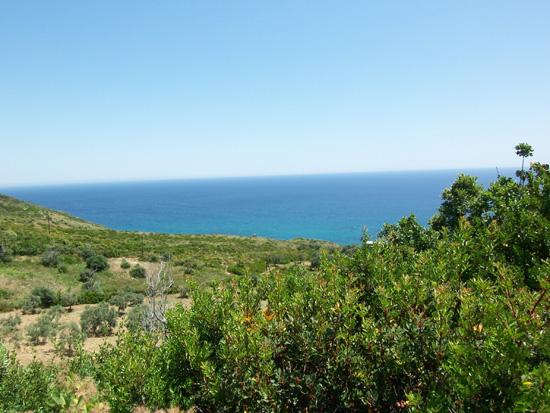 Aegean View Building Plot - Property Pelion
