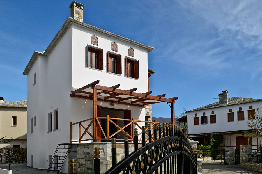 Waterfront villa for Sale in Koropi - Property Pelion