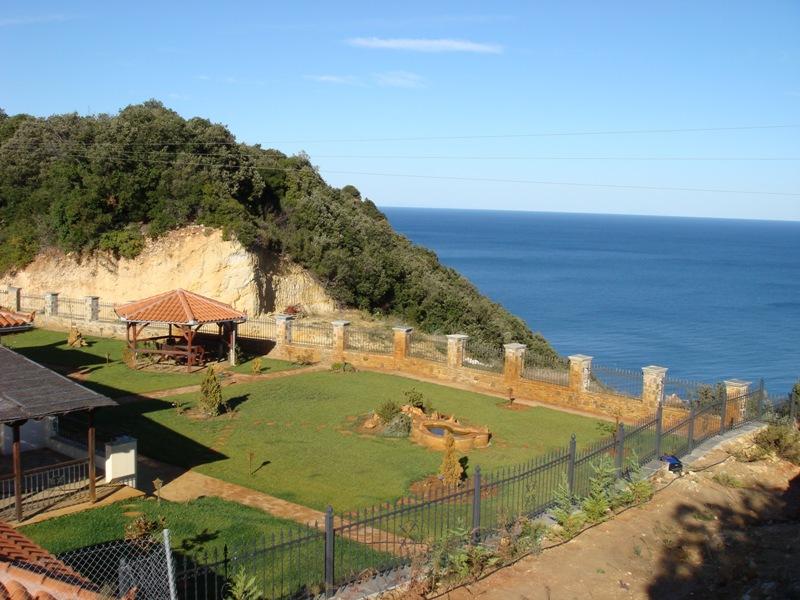 Spacious villa with panoramic sea view (Aegean) - Property Pelion