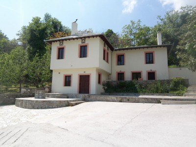 Mountain forest luxury holiday home - Property Pelion
