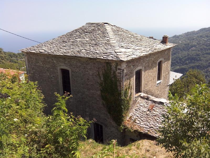 Aristocracy in Kissos - Property Pelion