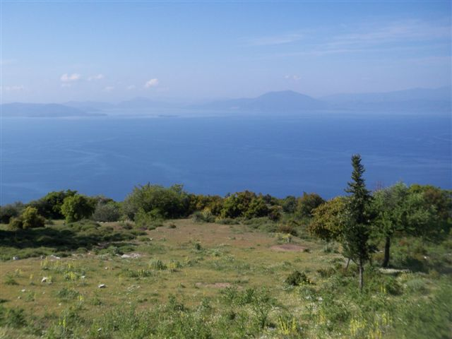 Pelion forest estate, with panoramic views , Pinakates - Property Pelion