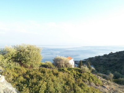 Sea suburb plot near Volos  - Property Pelion