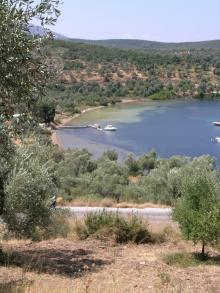 Tranquil bay view plot - Property Pelion