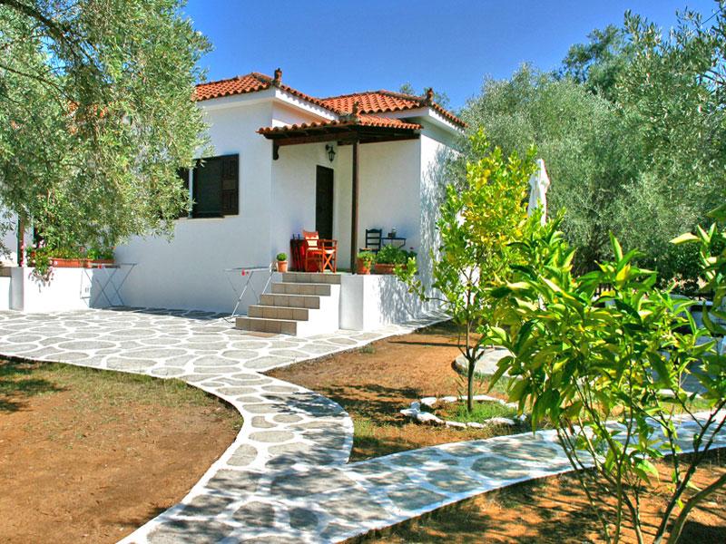 The last affordable furnished Greek island villa  - Property Pelion