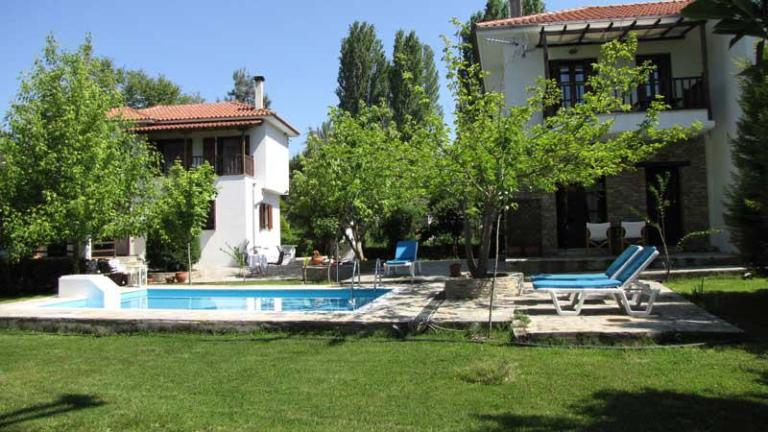 Two charming holidays homes in fishing village  - Property Pelion