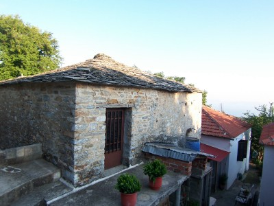 Two houses in the heart of Visitsa one ready, one to renovate - Property Pelion