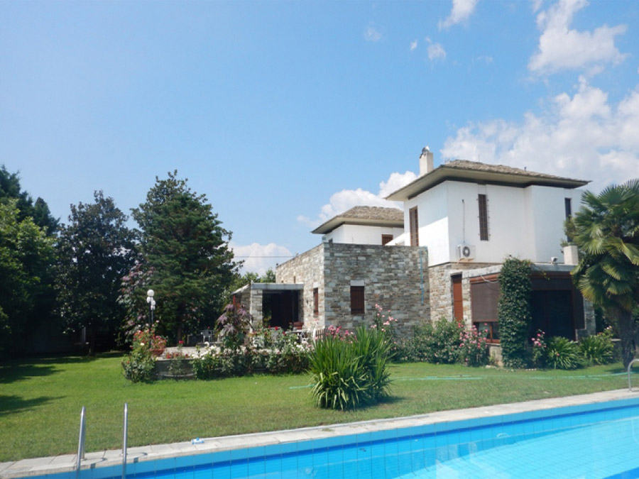 Vila with Swimming Pool - Property Pelion