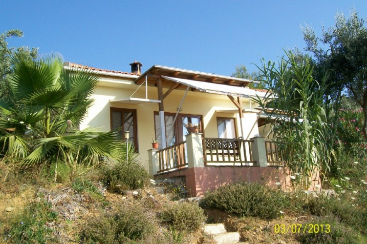 Two energy efficient holiday homes with spectacular sea view of the Aegean  - Property Pelion