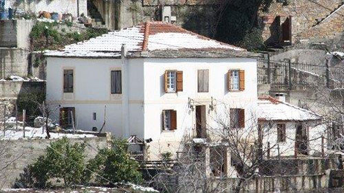 Historic Mansion House with charm - Property Pelion