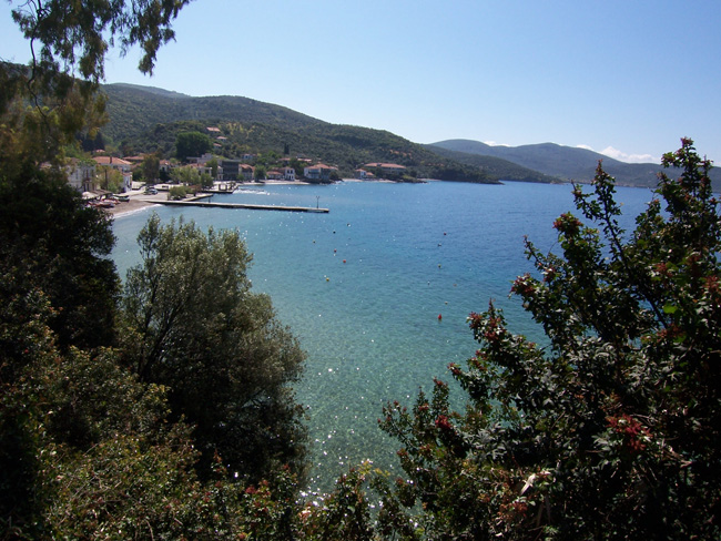 Charming, buildable plot in Horto, South Pelion