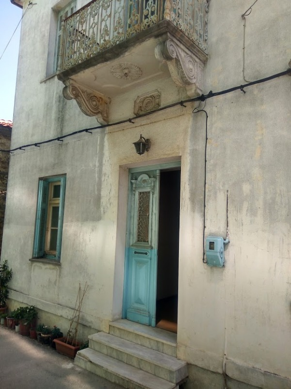 Neoclassic two storey house in Argalasti