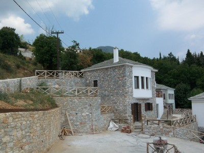 Exclusive houses in Ag. Georgios,one of Pelion