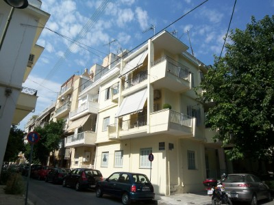 Volos port city affordable flat, near center & sea .