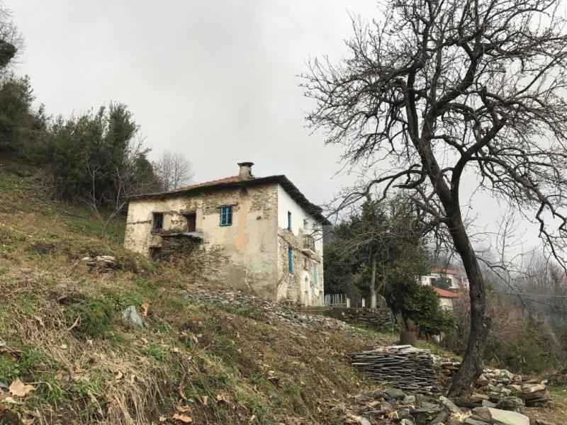 Kissos farm estate with Aegean views
