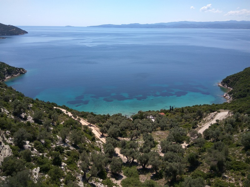 Seafront paradise for adventure lovers in South Pelion