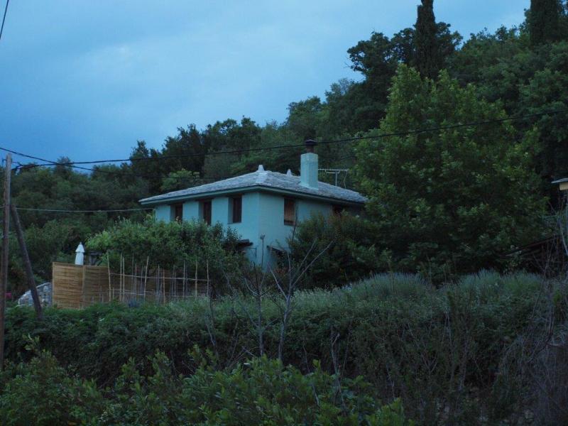 Fairytale sweet home panorama