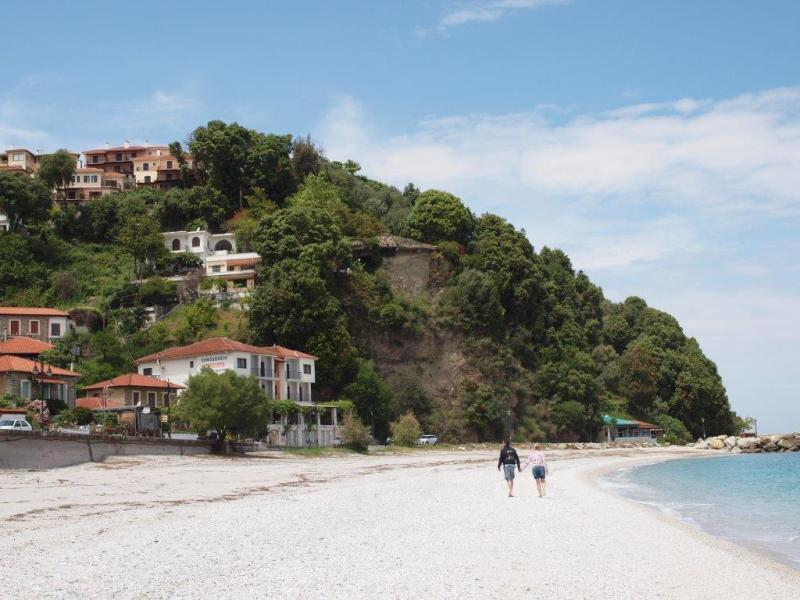 Beach view home